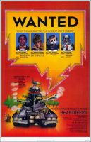 Heartbeeps Movie Poster (1981)