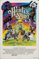 Heidi's Song Movie Poster (1982)