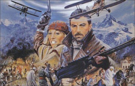 High Road to China (1983)