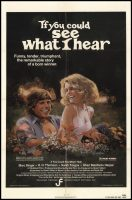 If You Could See What I Hear Movie Poster (1982)