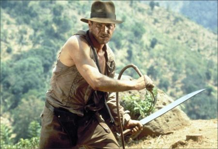Indiana Jones and the Temple of Doom (1984) - Harrison Ford
