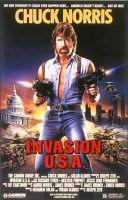 Invasion U.S.A. Movie Poster (1985)