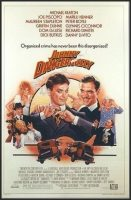Johnny Dangerously Movie Poster (1984)