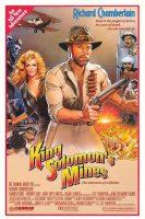 King Solomon's Mines Movie Poster (1985)