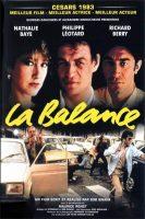 La Balance Movie Poster (1982)