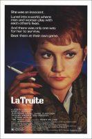 The Trout - La Troite Movie Poster (1982)