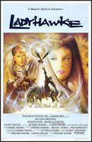 Ladyhawke Movie Poster (1985)