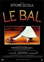 Le Bal - Ballando Ballando Movie Poster (1983)