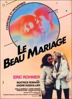 Le Beau Mariage Movie Poster (1982)