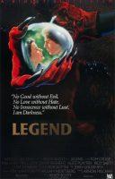 Legend Movie Poster (1986)