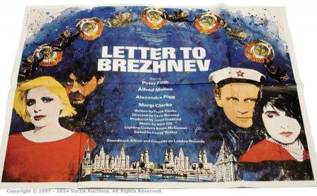 Letter to Brezhnev (1986)