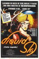 Liquid Sky Movie Poster (1983)