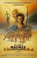 Mad Max Beyond Thunderdome Movie Poster (1985)