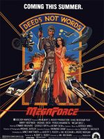 Megaforce Movie Poster (1982)