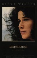 Mike's Murder Movie Poster (1984)