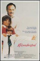 Misunderstood Movie Poster (1984)