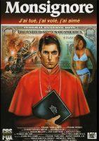 Monsignor Movie Poster (1982)