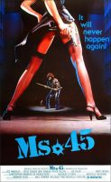 Ms. 45 - Angel of Vengeance Movie Poster (1981)