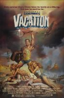 National Lampoon's European Vacation Movie Poster (1985)