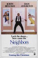 Neighbors Movie Poster (1981)