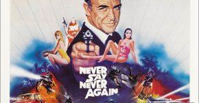 Never Say Never Again - James Bond (1983)