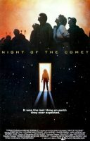 Night of the Comet Movie Poster (1984)