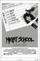 Night School Movie Poster (1981)