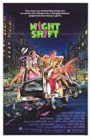 Night Shift Movie Poster (1982)