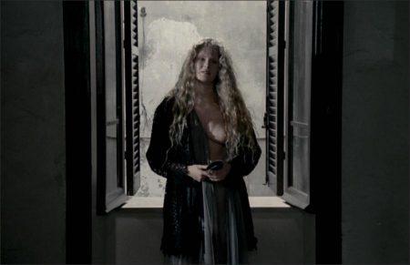 Nostalghia (1983) - Domiziana Giordano