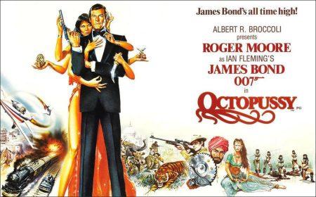 Octopussy - James Bond (1983)