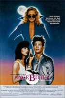 Once Bitten Movie Poster (1985)