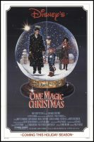 One Magic Christmas Movie Poster (1985)