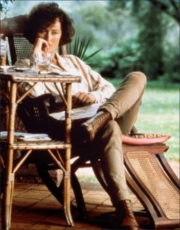 Out of Africa (1985) - Meryl Streep