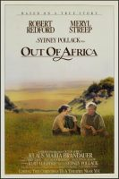 Out of Africa Movie Poster (1985)