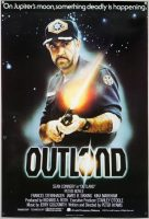Outland Movie Poster (1981)