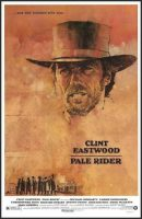 Pale Rider Movie Poster (1985)