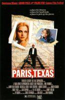 Paris, Texas Movie Poster (1984)