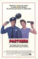 Partners Movie Poster (1982)
