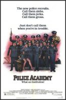 Police Academy Movie Poster (1984)