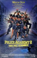 Police Academy 2: Their First Assignment Movie Poster (1985)