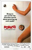 Porky's Movie Poster (1982)