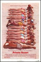 Private Resort Movie Poster (1985)