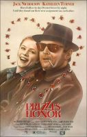 Prizzi's Honor Movie Poster (1985)