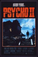 Psycho II Movie Poster (1983)