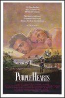 Purple Hearts Movie Poster (1984)