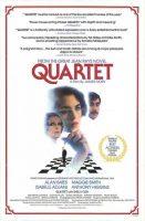 Quartet Movie Poster (1981)