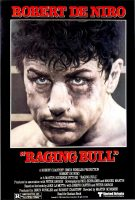 Raging Bull Movie Poster (1980)