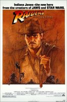 Raiders of the Lost Ark Movie Poster (1981)