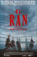 Ran Movie Poster (1985)