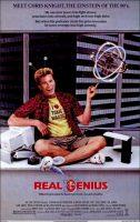 Real Genius Movie Poster (1985)